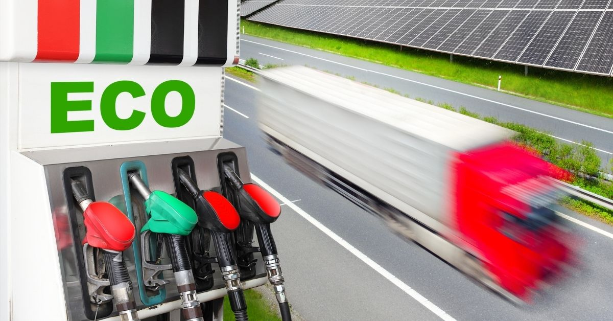 How Will Clean Energy Affect Logistics?
